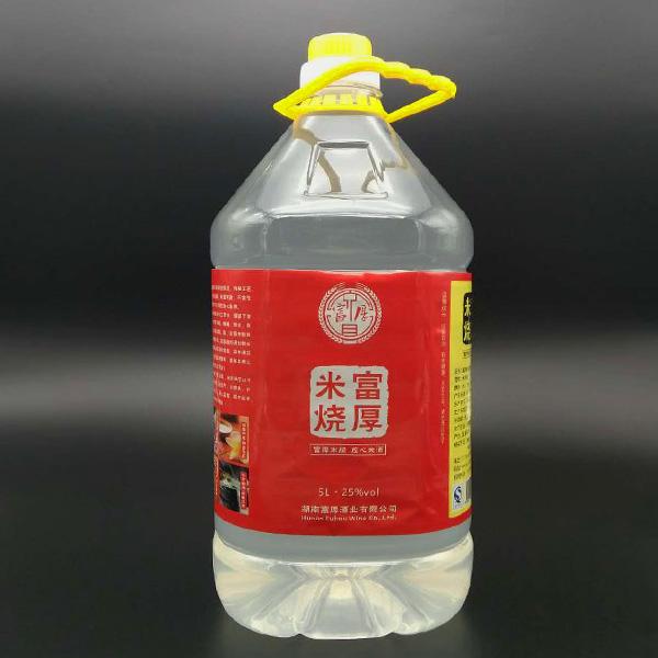 10斤桶裝米燒酒